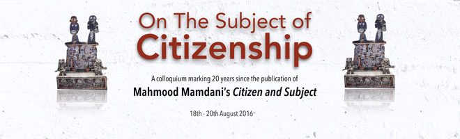 subject of citizenship poster