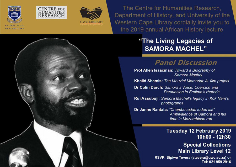 2019 Annual African History Lecture | The Centre for