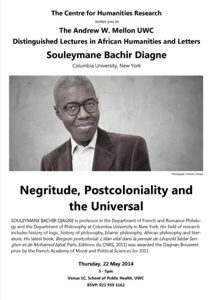 No-2-CHR_Events_Visiting-lecturers-2014_Souleymane-Bachir-Diagne_No-2